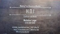 H.D.I - Renovations and General Contracting