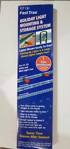 Holiday Light Mounting System