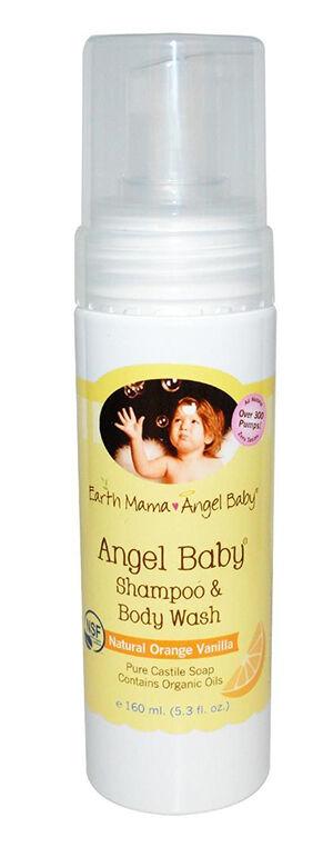 Angel Baby Shampoo & Body Wash