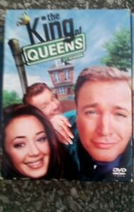 King of Queens 3rd season DVD set... $5 for it