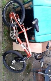 Zuza bike, almost new