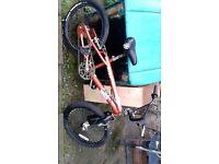 Zuza bike, almost new
