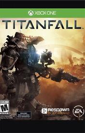 Titan fall Xbox one