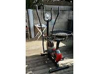 Pro Fitness Bike 2 in 1