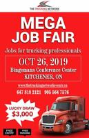 The Trucking Network Mega Job Fair & Networking Expo