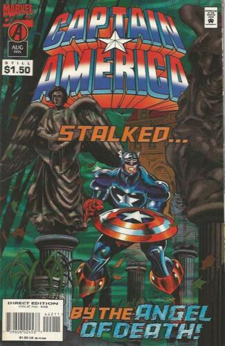 CAPTAIN AMERICA #442 - Back Issue