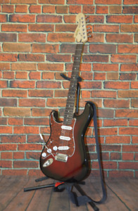 Left-handed Squire Standard Stratocaster for sale