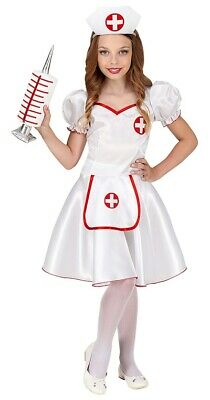 Krankenschwester Kinder Kostüm Classic - Krankenschwestern Kostüm Kinder