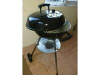 Charcoal kettle bbq