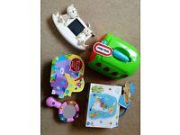 Bundle of toddler items Next/ M&S / V tech/ Little Tikes