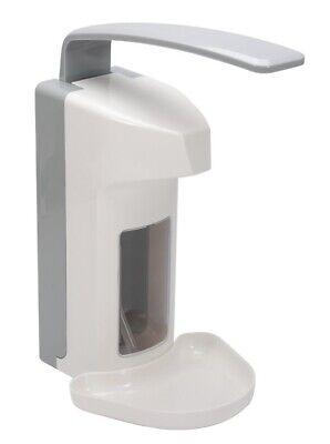Medi-Inn Wandspender Eurospender Kunststoff mit Tropfschale für 500 ml Flaschen