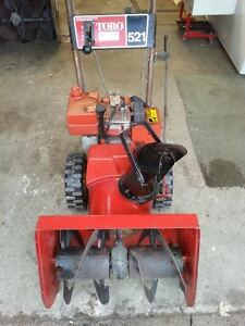 Snowblowers: Fully Serviced and Ready to Go!