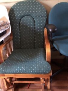 Free office chair a recliner