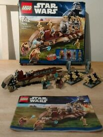 Lego 7929 starwars