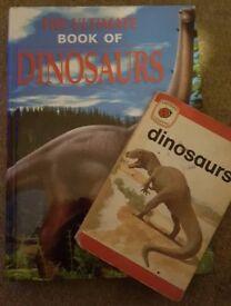Big book of dinosaurs & ladybird - dinosaurs