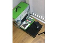 Xbox One With Controller, Headset And 3+ Games - 500GB BOXED