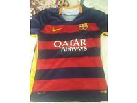Barcelona shirt new