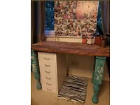 FREE upcycled Dressing Table Dresser Shabby Chic