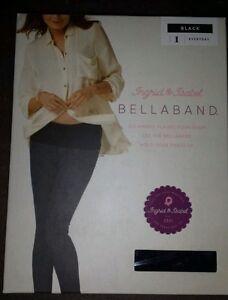 BellaBand Women's Everyday Ingrid & Isabel Black size 1silicon strip (SPECIAL)