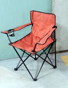 Folding chair for outdoor activities...