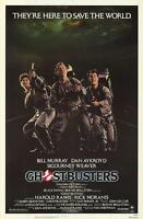 ghostbuster orginal poster condition 9-10