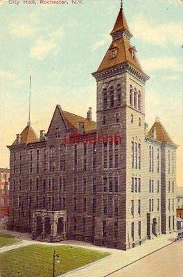 City Hall  Rochester  Ny 1911