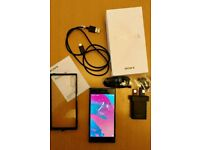 Sony xperia xz boxed with all accessories, like new