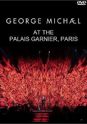 George Michael At The Palais Garnier  Paris   Bbc Symphonica Live Concert Dvd