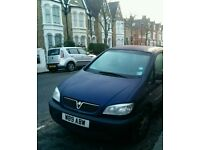 Vauxhall Zafira (2000) Good Condition