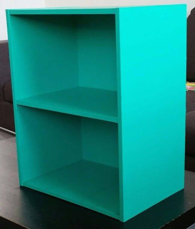 separation shoes 499f6 a37ff Cute Turquoise Bookshelf/Bedside Table | in Angel, London ...