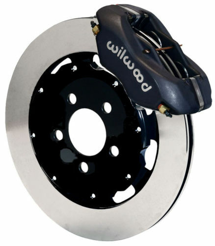 Wilwood Disc Brake Kit,front,01-10 Chrysler Pt Cruiser,03-05 Dodge Neon Srt-4,12