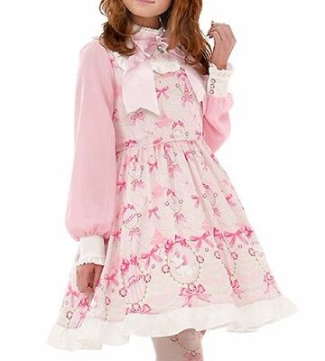 NEW Sz L Angelic Pretty × Disney Aristocats cat Marie Dress AP btssb