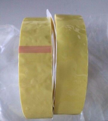 Us Stock Adhesive Coil Windingtransformer Tape 130oc Polyester 66m Rolls