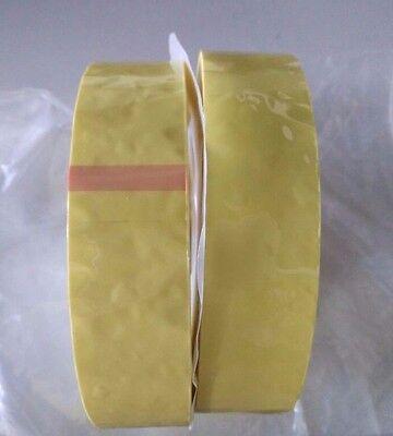 Adhesive Coil Windingtransformer Tape 130oc Polyester 66m Rolls 01-009