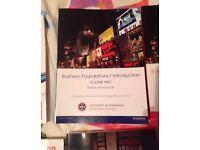 Business Management University 1st Year Text Books