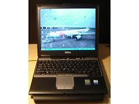 Dell d410 old laptop works