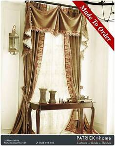 Curtains($29/m )+Lace($48/m)GOOD DESIGN/Free Measurement/Free Ins Nunawading Whitehorse Area Preview