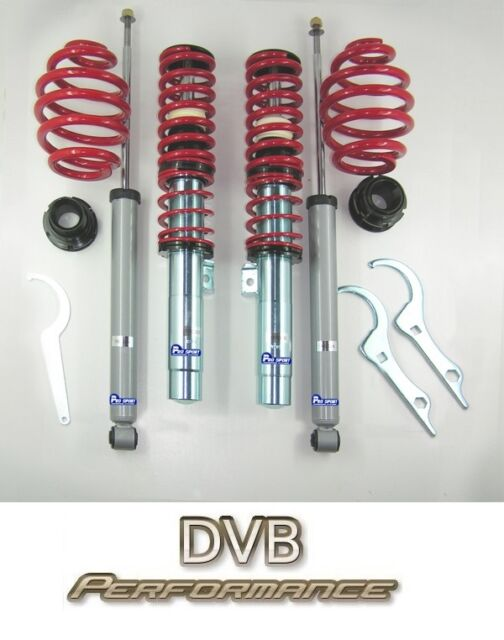 Prosport BMW 3 series E46 98-05 Coilover Suspension Kit