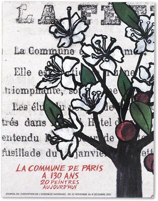 Association des Amis de la Commune de Paris COMMUNE DE PARIS A 130 ANS [2001]