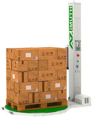 Stretch Pallet Wrapper Shrink Wrapping Machine 52x52x85 Azimuth