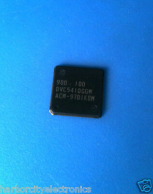 Tms320vc5410ggw100 Texas Instruments Ic Fixed-pt Dsp 16bit 100mhz Bga-176