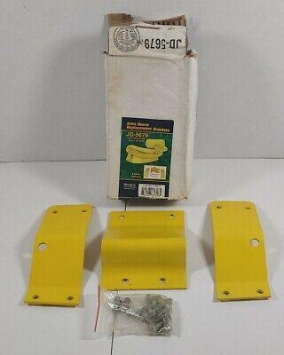 John Deere Jd-5679 Replacement Brackets For 3 Piece Seat Jd-5678