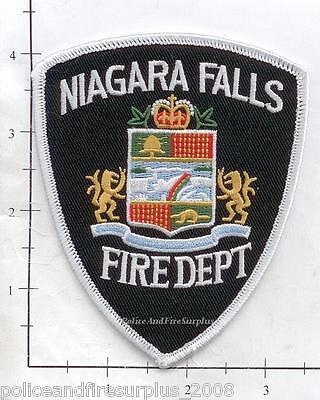 Canada - Niagara Falls FIre Dept Patch v1
