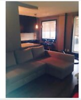 1 bedroom in 2 bedroom apartment for rent (next to chinook mall)