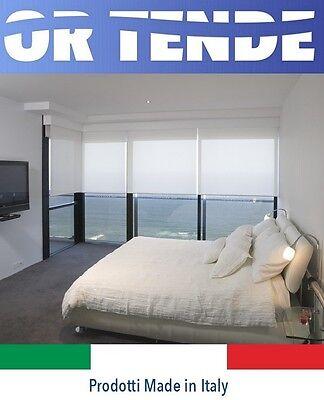 Tenda a Rullo Filtrante TAGO, SU MISURA, PRODUTTORI in ITALIA, NON TENDE CINESI