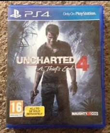 Uncharted 4 - A Thiefs End PlayStation 4