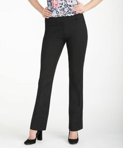 Awesome Black Slim PANTS Women's (s.2) Small Ricki's Girls