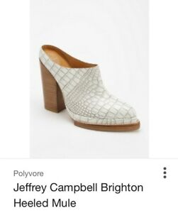 Jeffrey Campbell Brighton Mules