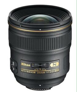 Nikon AF-S 24mm f/1.4G ED for sale