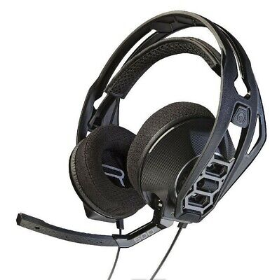 Plantronics RIG500HX Stereo Gaming Headband Headset Noise Cancelling RIG500 500